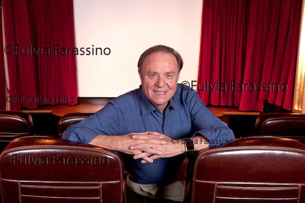 11 maggio 2012 Tombolo (PD) casa di Ennio Doris