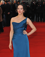 Jessica Brown Findlay at the &quot;The Guernsey Literary And Potato Peel Pie Society&quot; world film premiere, Curzon Mayfair cinema, Curzon Street, London, England, UK, on Monday 09 April 2018.<br /> CAP/CAN<br /> &copy;CAN/Capital Pictures