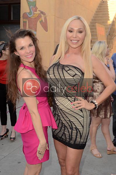 Alicia Arden, Mary Carey<br /> at the Etheria Film Night 2017, Egyptian Theater, Hollywood, CA 06-03-17<br /> David Edwards/DailyCeleb.com 818-249-4998