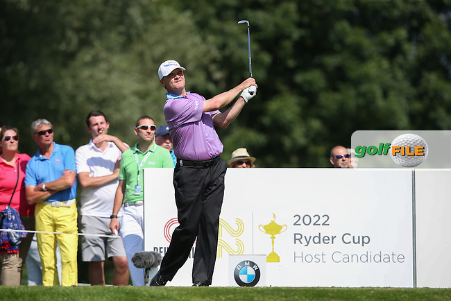 Paul Lawrie (SCO) on the 12th during Round Two of the 2015 BMW International Open at Golfclub Munchen Eichenried, Eichenried, Munich, Germany. 26/06/2015. Picture David Lloyd | www.golffile.ie