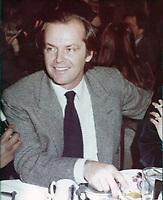 Jack Nicholson 1978<br /> Photo to By John Barrett/PHOTOlink/MediaPunch