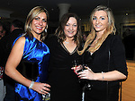 Aga, Angela and Karen Hutcheson pictured at Shirley Ryan's 50th birthday in the Glenside hotel. Photo: Colin Bell/pressphotos.ie