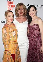 "15 June 2017 - Culver City, California - Mena Suvari, Christine Lahti, Lena Hall. 2017 Los Angeles Film Festival - Premiere Of ""Becks"" held at ArcLight Culver City. Photo Credit: F. Sadou/AdMedia"