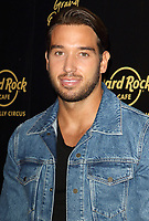 Hard Rock Cafe Piccadilly Circus Launch Party at Piccadilly Circus, London on Thursday September 12th 2019<br /> <br /> Photo by Keith Mayhew