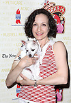Bebe Neuwirth .backstage at Broadway Barks 14 at the Booth Theatre on July 14, 2012 in New York City. Marking its 14th anniversary, Broadway Barks!, founded by Bernadette Peters and Mary Tyler Moore helps many of New York City's shelter animals find permanent homes and also inform New Yorkers about the plight of the thousands of homeless dogs and cats in the metropolitan area.