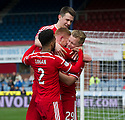 Dundee FC v Aberdeen FC 21st March 2015