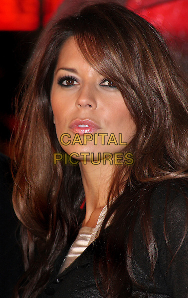 "DANIELLE BUX.""Madagascar; Escape 2 Africa"" - UK Premiere - Outside Arrivals at Empire Leicester Square, London, England, November 23rd 2008..portrait headshot black eyeliner make-up bronzer smoky eyes .CAP/ROS.©Steve Ross/Capital Pictures"