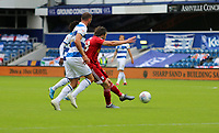 first goal scored for Fulham by Harry Arter of Fulham during Queens Park Rangers vs Fulham, Sky Bet EFL Championship Football at the Kiyan Prince Foundation Stadium on 30th June 2020