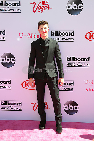 LAS VEGAS, NV - MAY 22: Shawn Mendes attends the 2016 Billboard Music Awards at T-Mobile Arena on May 22, 2016 in Las Vegas, Nevada. Credit: Parisa/MediaPunch.