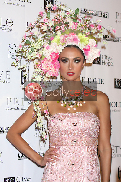 Katie Cleary<br /> at Sue Wong's 'Fairies and Sirens' Fashion Show at L.A. Fashion Week. The Reef, Los Angeles, CA 10-15-14<br /> David Edwards/Dailyceleb.com 818-249-4998