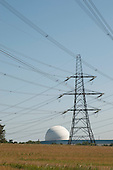 "Sizewell ""B"" Nuclear Power Station, Suffolk coast, UK."