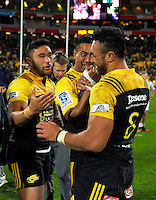 160730 Super Rugby Semifinal - Hurricanes v Chiefs