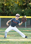 Bay Area Giants, 11U practice at Purissima Fields in Los Altos Hills, August 14, 2014