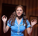 Waitress.A Musical. Music and Lyrics by Sara Bareilles,Book by Jessie Nelson, Based on the movie written by Adrienne Shelly. Directed by Diane Paulus.With Katherine McPhee as Jenna. Opens at The Adelphi Theatre on 7/3/19 pic Geraint Lewis EDITORIAL USE ONLY