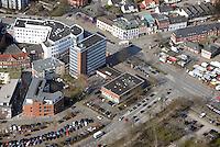 Lohbruegger Markt, Ludwig Rosenberg Ring: EUROPA, DEUTSCHLAND, HAMBURG, (EUROPE, GERMANY), 02.04.2016: Lohbruegger Markt, Ludwig Rosenberg Ring