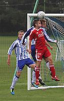 Kilmarnock v Aberdeen U19 090911