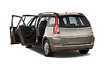 Rear three quarter door view of a 2010 Citroen GRAND C4 PICASSO Millenium 5 Door Minivan 2WD