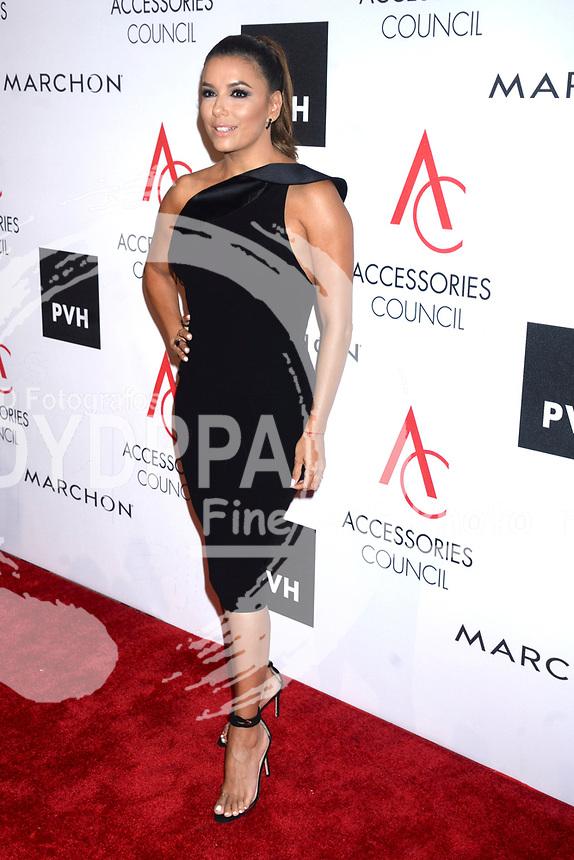 Eva Longoria bei der Verleihung der 21. Ace Awards 2017 im Cipriani 42nd Street. New York, 07.08.2017