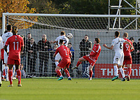 2019 FA Cup Football Hayes and Yeading United v Oxford United Nov 10th