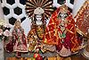 Hindu Gods and Goddess Lord Shiva Parvati Mata and Lord Ganesha,