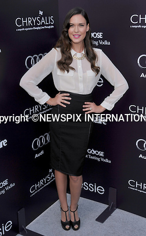 "ODETTE YUSTMAN.attends the 10th Annual Chrysalis Butterfly Ball at a private estate on June 11, 2011 in Los Angeles, California..Mandatory Photo Credit: ©Crosby/Newspix International. .**ALL FEES PAYABLE TO: ""NEWSPIX INTERNATIONAL""**..PHOTO CREDIT MANDATORY!!: NEWSPIX INTERNATIONAL(Failure to credit will incur a surcharge of 100% of reproduction fees)..IMMEDIATE CONFIRMATION OF USAGE REQUIRED:.Newspix International, 31 Chinnery Hill, Bishop's Stortford, ENGLAND CM23 3PS.Tel:+441279 324672  ; Fax: +441279656877.Mobile:  0777568 1153.e-mail: info@newspixinternational.co.uk"