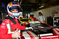 #51 SPIRIT OF RACE (SUI) FERRARI 488 GT3 GT ALESSANDRO PIER GUIDI (ITA) POLE SITTER GT