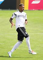 Jerome Boateng (Deutschland Germany) - 31.05.2018: Training der Deutschen Nationalmannschaft zur WM-Vorbereitung in der Sportzone Rungg in Eppan/Südtirol