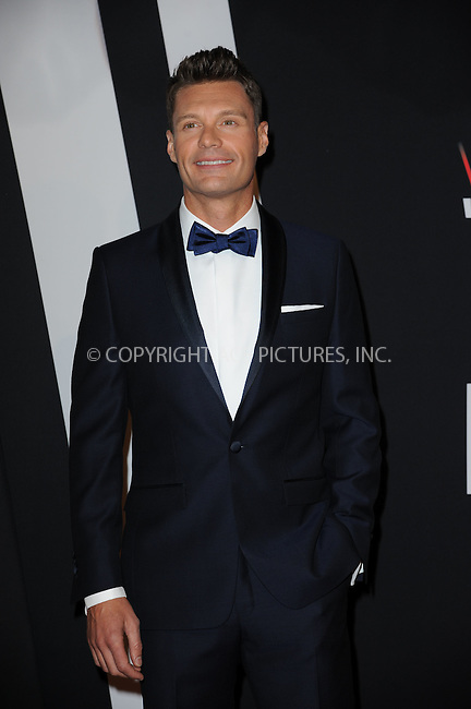 WWW.ACEPIXS.COM<br /> September 9, 2014 New York City<br /> <br /> Ryan Seacrest attending Fashion Rocks 2014 at the Barclays Center September 9, 2014 in New York City.<br /> <br /> Please byline: Kristin Callahan/AcePictures<br /> <br /> ACEPIXS.COM<br /> <br /> Tel: (212) 243 8787 or (646) 769 0430<br /> e-mail: info@acepixs.com<br /> web: http://www.acepixs.com