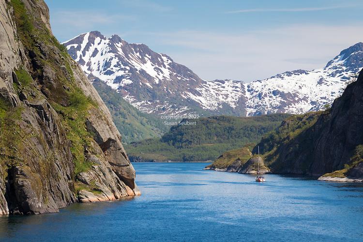 Trollfjord, Norway, Europe