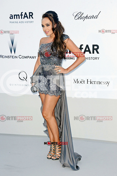 Tamara Ecclestone attending the amfAR Gala 2012 at the Hotel Cup du Eden-Rock in Cannes 24.05.2012. Credit:Timm/face to face / Mediapunchinc