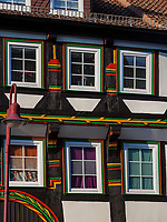 Fachwerkhaus Altendorfer Str. 21., Einbeck, Niedersachsen, Deutschland, Europa<br /> Halftimbered House Altendorfer St. 21, Einbeck, Lower Saxony, Germany, Europe