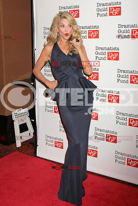 Christie Brinkley attends The Dramatists Guild Fun's 50th Anniversary Gala at the Mandarin Oriental in New York, 03.06.2012...Credit: Rolf Mueller/face to face /MediaPunch Inc. ***FOR USA ONLY***