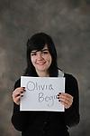Begin, Olivia