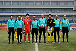 South Korea vs Malaysia during the AFC U23 Championship China 2018 Quarter Finals match at Kunshan Sports Center on 20 January 2018, in Kunshan, China. Photo by Marcio Rodrigo Machado / Power Sport Images