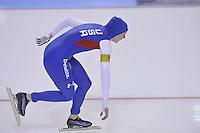 SPEED SKATING: SALT LAKE CITY: 22-11-2015, Utah Olympic Oval, ISU World Cup, 1000m Ladies, Heather Richardson (USA), ©foto Martin de Jong