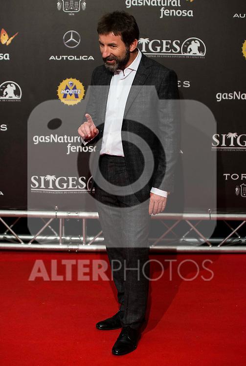 """Antonio de la Torre during the red carpet of the presentation of the film """"Que Dios Nos Perdone"""" at Festival de Cine Fantastico de Sitges in Barcelona. October 14, Spain. 2016. (ALTERPHOTOS/BorjaB.Hojas)"""
