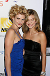 WEST HOLLYWOOD, CA. - October 12: Actress AnnaLynne McCord (R) and sister Angel McCord arrive at the 2008 Hollywood Life Style Awards at the Pacific Design Center on October 12, 2008 in West Hollywood, California.