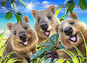 Howard, REALISTIC ANIMALS, REALISTISCHE TIERE, ANIMALES REALISTICOS, paintings+++++,GBHR933,#a#, EVERYDAY ,selfies