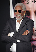 Morgan Freeman at the Los Angeles premiere of his movie &quot;Transcendence&quot; at the Regency Village Theatre, Westwood.<br /> April 10, 2014  Los Angeles, CA<br /> Picture: Paul Smith / Featureflash