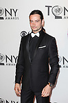 Constantine Maroulis pictured at the 66th Annual Tony Awards held at The Beacon Theatre in New York City , New York on June 10, 2012. © Walter McBride / WM Photography