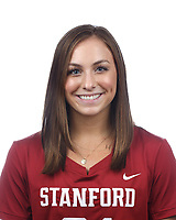 Stanford, CA - September 20, 2019: Helen Johnson, Athlete and Staff Headshots