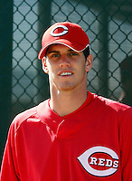 Donnie Joseph - Cincinnati Reds 2009 Instructional League. .Photo by:  Bill Mitchell/Four Seam Images..