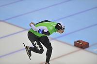SCHAATSEN: HEERENVEEN: 20-12-2013, IJsstadion Thialf, KKT Trainingswedstrijd, 3000m, Sven Kramer, ©foto Martin de Jong
