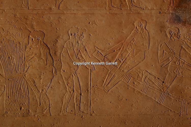 Zahi Hawass Secret Egypt Travel Guide; Egypt; archaeology; Asyut; Meir; Tombs; Ni Ankh Pepi Kem; Pepi-Ankh, papyrus, boat building, Old Kingdom, carpenters