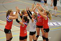 VOLLEYBAL: ALMELO: 19-05-2015, Eurosped Almelo - VC Sneek, uitslag 3-1, ©foto Martin de Jong