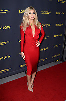 """LOS ANGELES - AUG 15:  Donna D'Errico at the """"Low Low"""" Los Angeles Premiere at the ArcLight Hollywood on August 15, 2019 in Los Angeles, CA"""