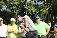 Ryan Moore (USA) tees off the 16th tee during Friday's Round 2 of the 2017 PGA Championship held at Quail Hollow Golf Club, Charlotte, North Carolina, USA. 11th August 2017.<br /> Picture: Eoin Clarke | Golffile<br /> <br /> <br /> All photos usage must carry mandatory copyright credit (&copy; Golffile | Eoin Clarke)