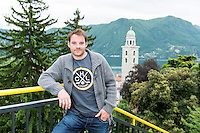 Julien Vauclair; HC Lugano; Ice hockey player, Swiss National Team 2013