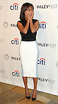 """Nicole Beharie at the 2014 PaleyFest """"Sleepy Hollow"""" arrivals held at The Dolby Theatre Los Angeles, Ca. March 19, 2014."""