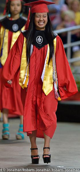 Jefferson County Public Schools Graduation 2013